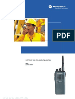 Motorola Gp308