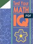 Test Your Math IQ