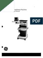 Datex Ohmeda Aespire 7100 - Service Manual