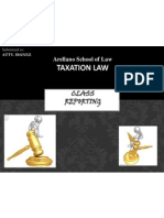 Taxation Power Point