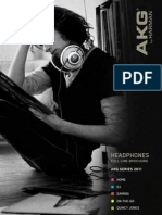 AKG Brochure 2011
