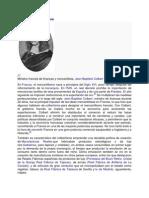 Mercantilismo en Francia