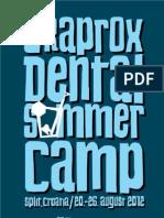 Summer Camp Split 2012 Brochure