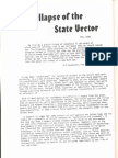 The Collapse of the State Vector