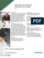 PTEC_500_Fundamentals of Overhead Transmission Line Design