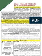 1242731430 Obligatii Fiscale Ale Persoanelor Fizice Care a Activitati Independente