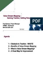 VPMEP VSM Gaining Traction