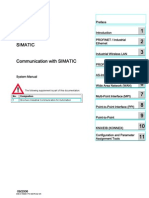 Communication With SIMATIC