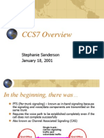 CCS7 Overview