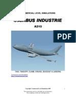 Cls a310 Operations Manual
