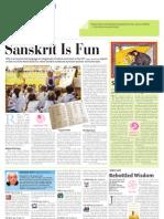 Sanskrit is Fun