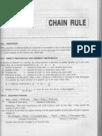 10 Chain Rule
