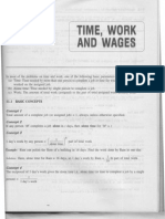 11 Time Work and Wages