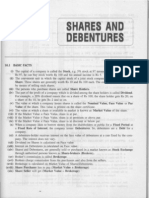 16 Shares and Debentures