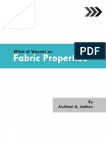 Effect of Weaves on Fabric Properties