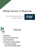 Ppt Myanmar Voorlopig