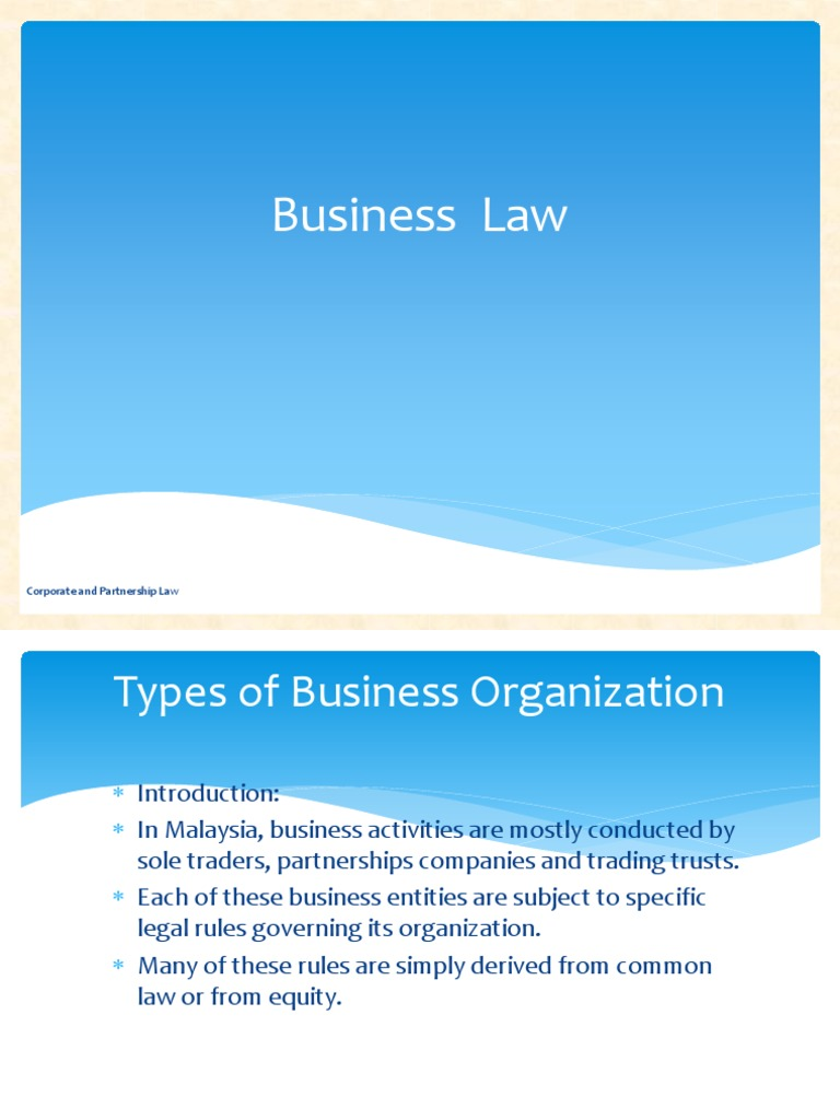 law on partnership Law on partnership - download as powerpoint presentation (ppt), pdf file (pdf), text file (txt) or view presentation slides online.