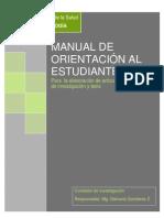 _manual Orient Alum Psicologia