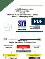 Presentasi SIYB di ILO