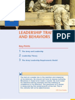MSL 201 L10a Leadership Traits & Behaviors