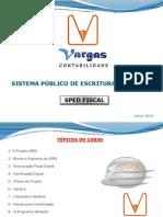 Curso Sped Fiscal - Vargas Contabilidade