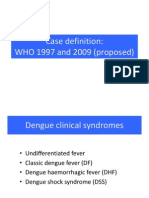 2. Case Definition WHO