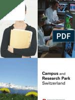 Campus Research Switzerland 2008 e