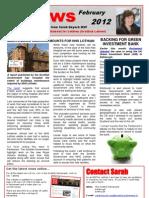 e Newsletter February 2012
