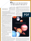 Orbits and the Roundness of the Earth in the Quran-Harun Yahya-Www.islamchest