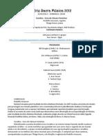 INFORMAÇÕES REVISTA 03-2012