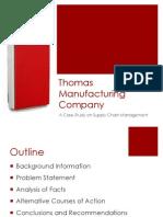 Thomas Manufacturing
