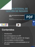Intoduccion Gestion Riesgos Integral -Nury Bermudez