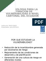 Presentacion Proyecto Vulnerabilidades -Jairo Estacio