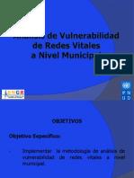 Vulnerabilidad Redes Vitales -Maria Del Cisne