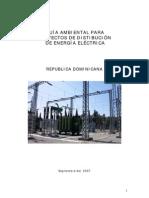 Guia Ambiental Para Distribucion Electrica