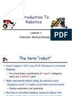 Chapter 1 - Introduction to Robotics