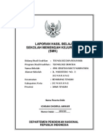 Raport Xib Semester II (Genap) 2010-2011