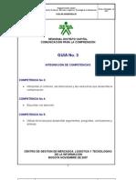 Integeracion de Competencias1