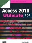 Manuel utilisateur Access 2010