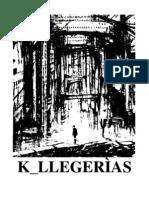 k Llegerias    (poesia)