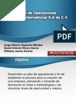 PO Optimus International