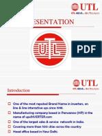 UTL Profile(1)