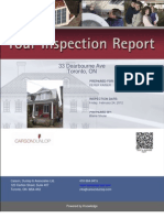 33 Dearbourne Ave Inspection Report