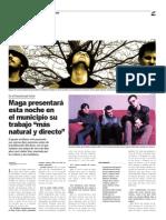 Entrevista Maga