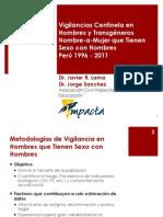 Presentacion Vigil an CIA Centinela en HSH y TG. Coremusa Lima 2011