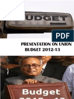 Budget Ppt