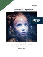 Technological Organism - James W. Jesso