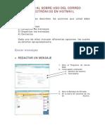 Manual Correo Electronico - Hotmail