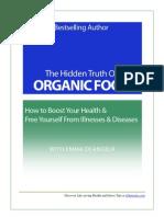 Organic Food Report