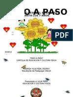 CARTILLA DESARROLLO PRIMERA INFANCIA